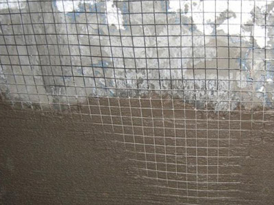 台湾墙体挂网